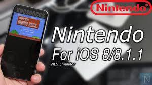 How To Install Nintendo iOS 8 8 1 2 Emulator iPhone iPad & iPod