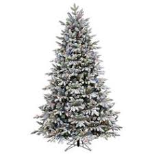 Martha Stewart Pre Lit Christmas Tree Manual by 7 5 Ft Pre Lit Led Sparkling Pine Quick Set Artificial Christmas