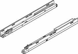 Dresser Drawer Slides Center Bottom Mount by Blum Drawer Slides Amazon Blum 569h5330b Tandem Plus Blumotion