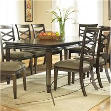10 Hayley Dining Room Set Ashley Furniture Rectangular Extension Table
