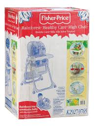 Inglesina High Chair Amazon by Amazon Com Fisher Price Rainforest Healthy Care High Chair