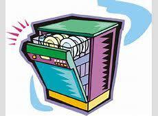 Loading Dishwasher Clip Art