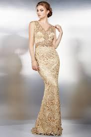 gold cap sleeve dress 92609 evening dresses jessica