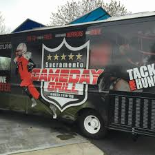 Gameday Grill - Barbecue Restaurant - Sacramento, California - 231 ... Rudys Hideaway To Debut New Aodfocused Food Truck Whats Squeeze Inn Food Truck 16 Photos Trucks 2000 Evergreen St Vehicle Wraps Inc Sfoodtruckwrapinc Micro In Tokyo And Crowd Leasing A Now For Rent Near You Catchy Clever Names Panethos Trucks Coming Folsom Premium Outlets Every Weekend Starting Sacramento Business Uses Ice Cream Beat Heat Hawaiian Ordinances Munchie Musings Southgate Recreation Park Districts Mania Presented Turnt Up Girl And Her Fork September 2013