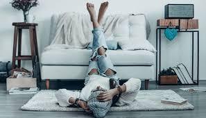 optimale luftfeuchtigkeit durch ideales raumklima gesund wohnen