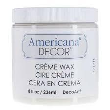 Americana Decor Creme Wax Deep Brown by Clear Americana Decor Creme Wax Hobby Lobby 148004