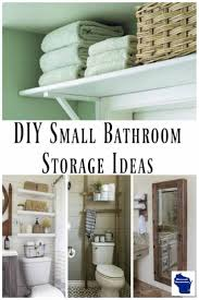 DIY Small Bathroom Storage Ideas | Wisconsin Homemaker 51 Best Small Bathroom Storage Designs Ideas For 2019 Units Cool Wall Decor Sink Counter Sizes Vanity Diy Cabinet Organizer And Vessel 78 Brilliant Organization Design Listicle 17 Over The Toilet Decorating Unique Spaces Very 27 Ikea Youtube Couches And Cupcakes Inspiration Cabinets Mirrors Appealing With 31 Magnificent Solutions That Everyone Should