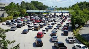Halloween Horror Nights Parking by Parking Guest Drop Off And The Universal Orlando Transportation Hub