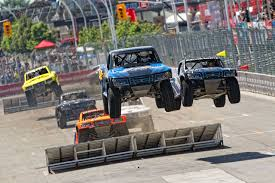 SST At Toronto Race 1 Robby Gordon Stadium SUPER Trucks