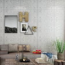 wohnzimmer bar restaurant cafe industriellen wind tapete grau klinkerimitat platz betonwand niet hintergrundbild
