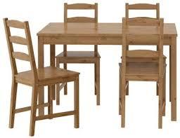 ikea jokkmokk tisch und 4 stühle antike fleck 14 l