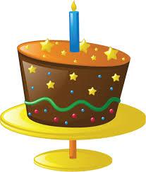 Birthdaycake Cake Candles Celebration Party Three Icon birthday cake