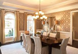 Dining Room Wallpaper With Chair Rail High Quality Best Decoration