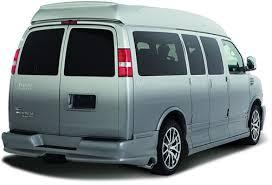 Gregg Yound Explorer Luxury Conversion Vans