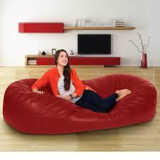 Bean Bag Couch Unique Leather Sofa Fjellkjeden