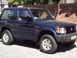 Currently 4 aircon Mitsubishi Pajero for sale in Randburg Mitula