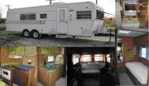 Recreational Vehicles Travel Trailers 1970 Holiday Traveler Located In Crawfordsville Indiana RV Clearinghouse