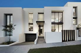 100 Coy Yiontis Architects Tara Avenue Townhouses By Kew Victoria