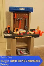 Step2 Workbenches U0026 Tools Toys by Get Building With The Step2 Handy Helper U0027s Workbench Jet