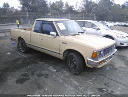 100 1985 Nissan Truck 720 Unknown Damage 1N6ND06S7FC334064 Sold