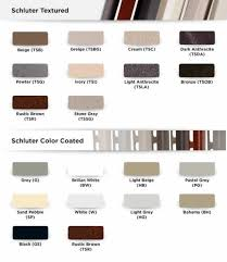 Schluter Tile Edging Colors by 100 Schluter Tile Edging Colors Schluter Tile Edging Chrome