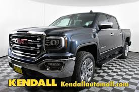 New 2018 GMC Sierra 1500 SLT 4WD In Nampa #D481497 | Kendall At The ...