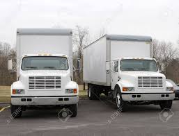 Two Delivery Trucks Stock Photo, Picture And Royalty Free Image ... Delivery Trucks The Fairfax Companies Lube Oil Western Cascade Used Cooking Oil Powers Seleven Japans Delivery Trucks Special Report Tesla Forsakes 77b To Build Semis Instead Of Our Six Crown Lp Gas Are On The Road 7 Days A Week Bimbo Bakeries Usa Deploys Fueled By Propane Autogas Ups Orders Fleet 50 Allectric Slowly A New Truck Is Way And Its Not From British Run Food Waste Organic Authority Says It Will Add Electric