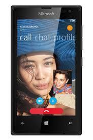 Microsoft Lumia 435 Windows 8 GSM Smartphone – No Contract T