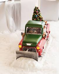 Christmas Tree Shop Watertown Ny Hours by Musical Santa In Pick Up Truck Balsam Hill