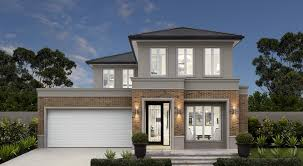 Story Building Design by New Homes Single Storey Designs Boutique Homes