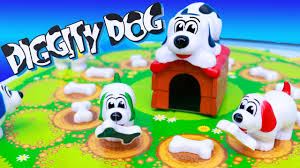 Diggity Dog Board Game The Helps Kids Learn Colors Toy Review