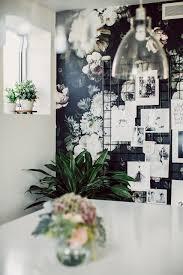 le bureau verte atelier rue verte le usa un bureau au papier peint