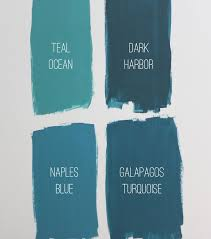 Choosing A Bedroom Paint Color Teal