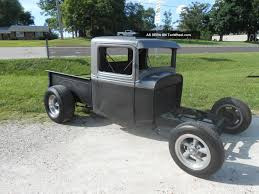 100 Rat Rod Semi Truck 1932 Ford Pickup Hot Street