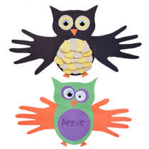 Teacher Idea Wise Ol Owl Craft
