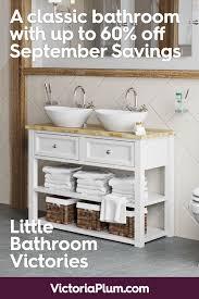 a classic bathroom bathroom victories traditional