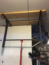 Trx Ceiling Mount Instructions by How To Mount Your Pull Up Bar To Concrete Brick Or Block Stud