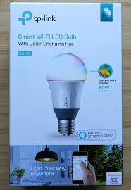 reviewing the tp link smart wi fi led bulb with color changing hue