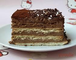 le gâteau aux petits lu et au café des grands mères je cherche