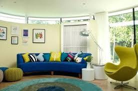 fascinating blue decor living room designs light blue sofa