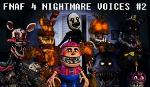 Cyanide And Happiness Halloween by Fnaf 4 Nightmare Animatronic Voices 2 Youtube