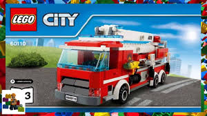 LEGO Instructions - City - Fire - 60110 - Fire Station (Book 3 ...