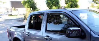 100 Truck Window Visors Taiwan Window Deflector For ISUZU Rodeo Taiwantradecom
