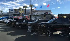 Kelderman Trucks And Accessories - SEMA Show 2015