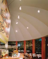 Newmat Light Stretched Ceiling by New World Grill 2000 Ny U2013 Newmat Stretch Ceiling U0026 Wall Systems