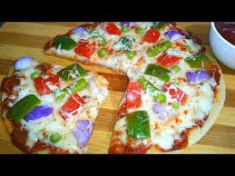 Microwave Recipes In Hindi Pizza