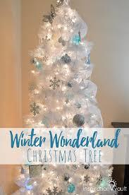 My Winter Wonderland Christmas Tree Feature Article