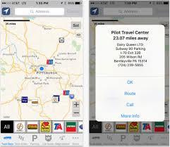 100 Truck Stop App Pro Gets Major Upgrade