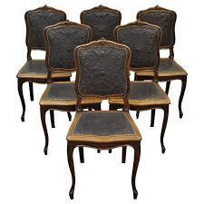 Six Early 20th C. French Louis XV Style Embossed Leather Walnut Dining  Chairs Original And Bright Modern Yellow Leather Ding Chairs 84 Off Ikea Bernhard Leather Ding Chairs 28x Red Faux Peterborough Cambridgeshire Tufted For Sale Pair Of Chesterfield 4 Timrobsoninfo Brown Monasterynolacom Italian Design Onurkayaco Healthyintellectco Diana Vintage White Chair Final Sale Wazo Fniture On Oak Tables For Sale Pink Mersoudahinfo Antique Green Restaurant Salenscf079 Buy Chairsrestaurant Saleantique