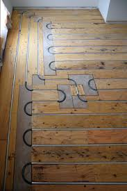 disadvantages of radiant floor heating electric cost per square